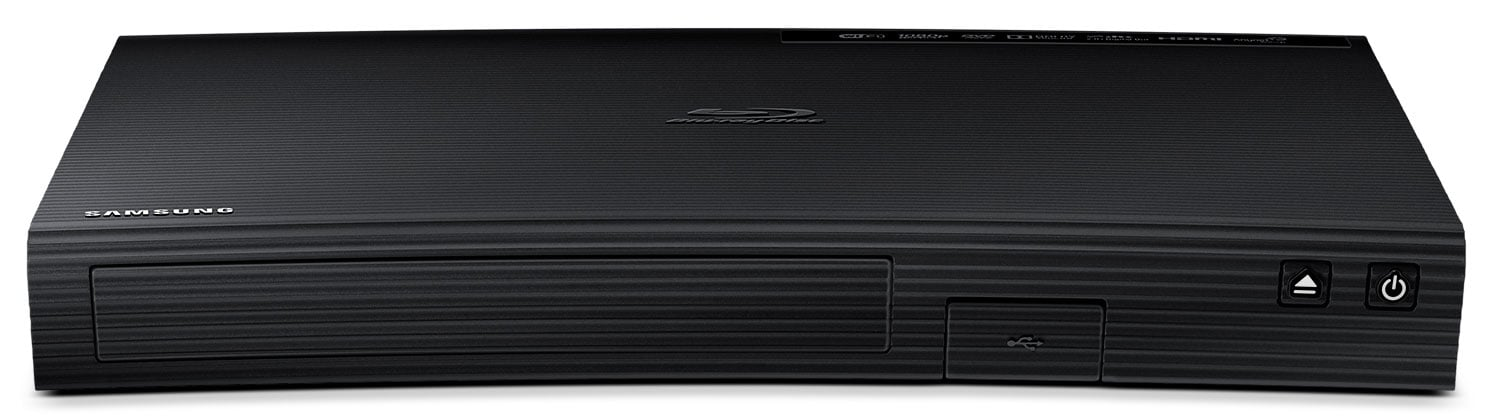 Sound Systems - Samsung Curved 2D Blu-ray Player with Built-In WiFi