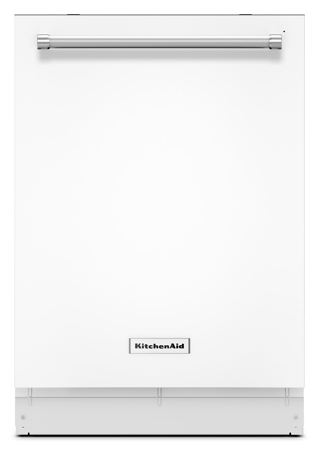 "Clean-Up - KitchenAid 24"" Dishwasher with ProWash™ Cycle - White"