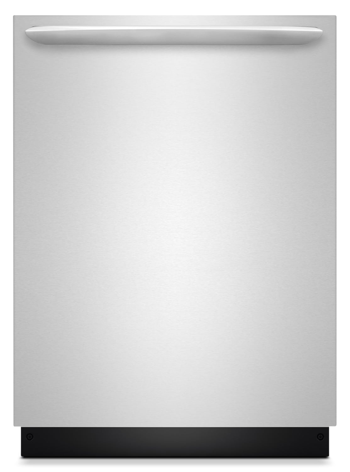 "Clean-Up - Frigidaire Gallery Stainless Steel 24"" Dishwasher - FGID2474QF"