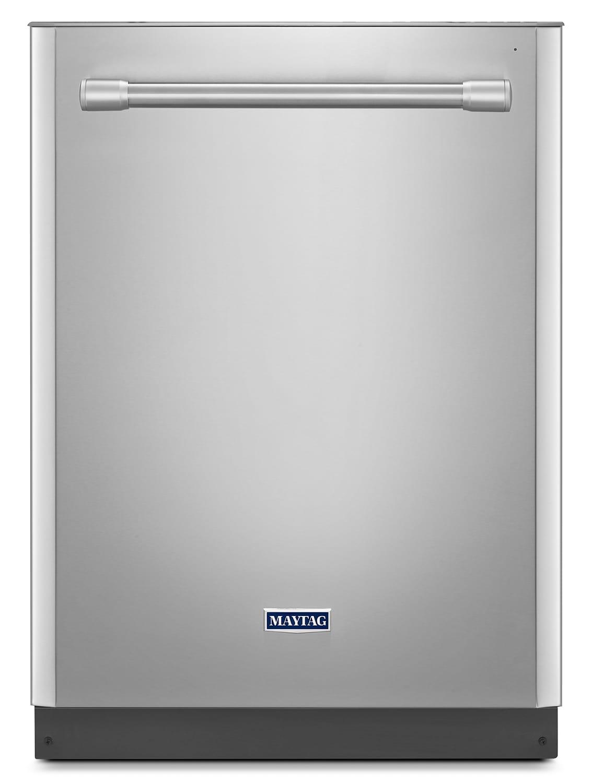 Clean-Up - Maytag Stainless Steel Dishwasher - MDB5969SDM