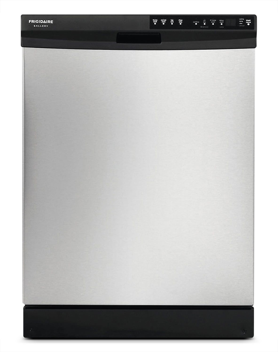 """Clean-Up - Frigidaire Gallery Stainless Steel 24"""" Dishwasher - FGBD2445NF"""