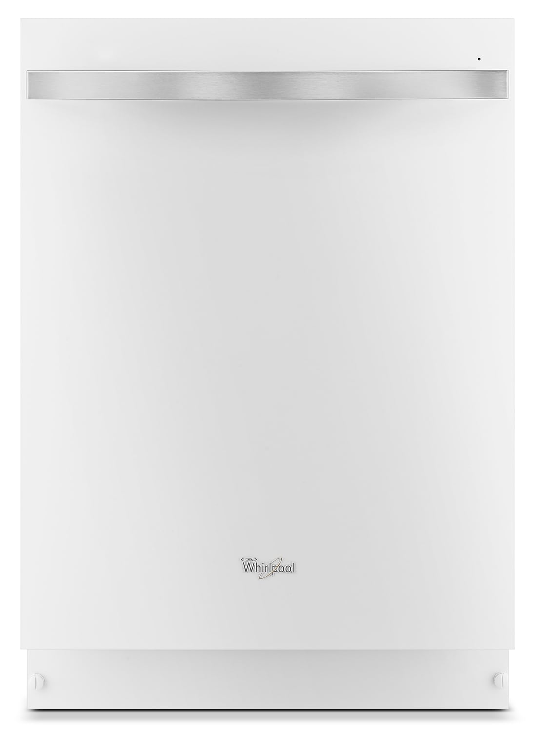 """Clean-Up - Whirlpool White 24"""" Dishwasher - WDT720PADH"""