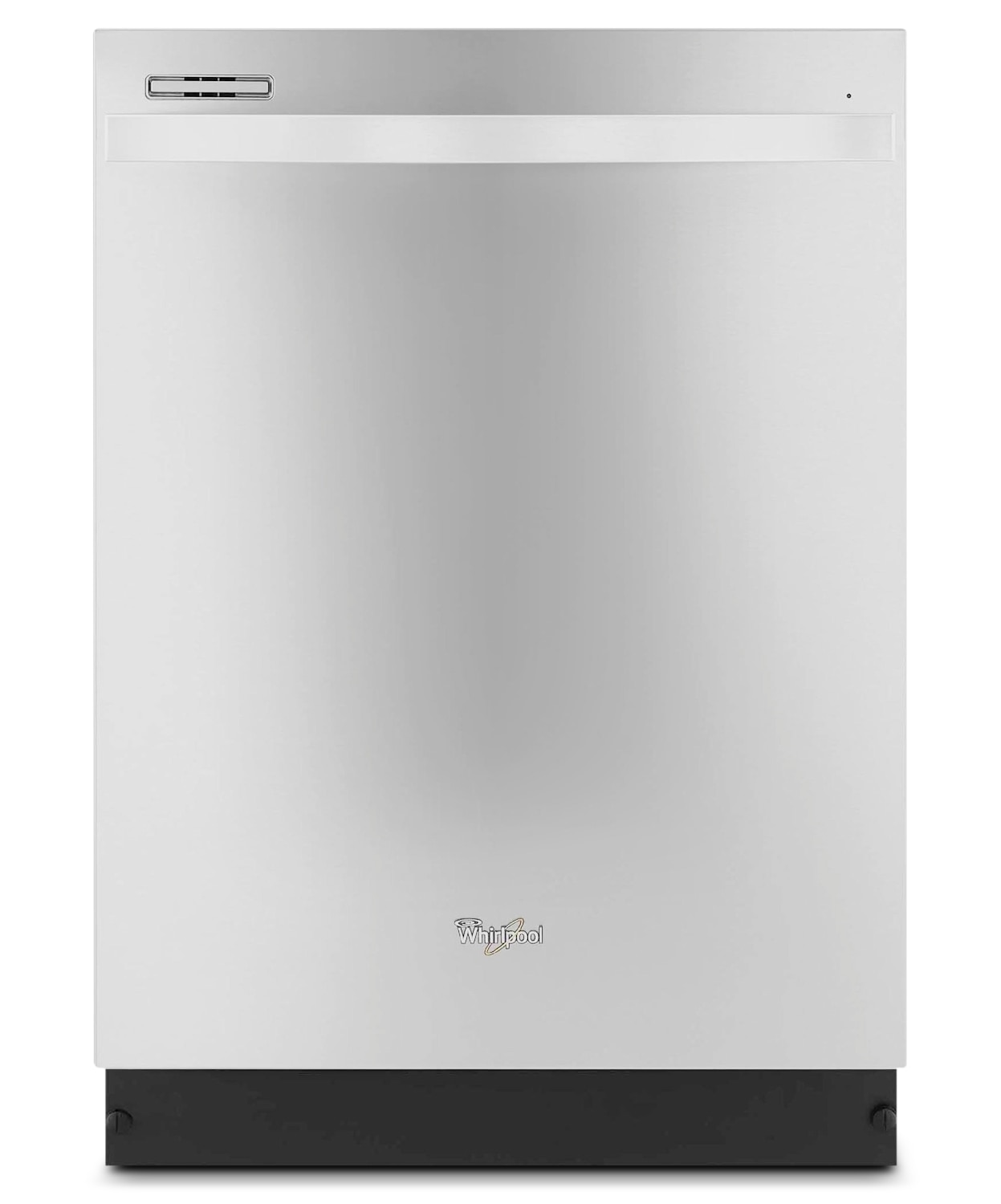 "Clean-Up - Whirlpool Stainless Steel 24"" Dishwasher - WDT720PADM"