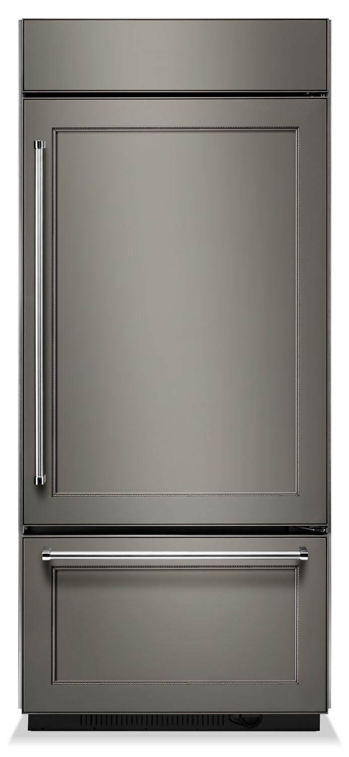 KitchenAid 20.9 Cu. Ft. Built-In Bottom-Mount Refrigerator – KBBR206EPA