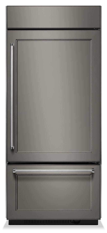 Kitchenaid Custom Panel Ready Refrigerator 20 9 Cu Ft
