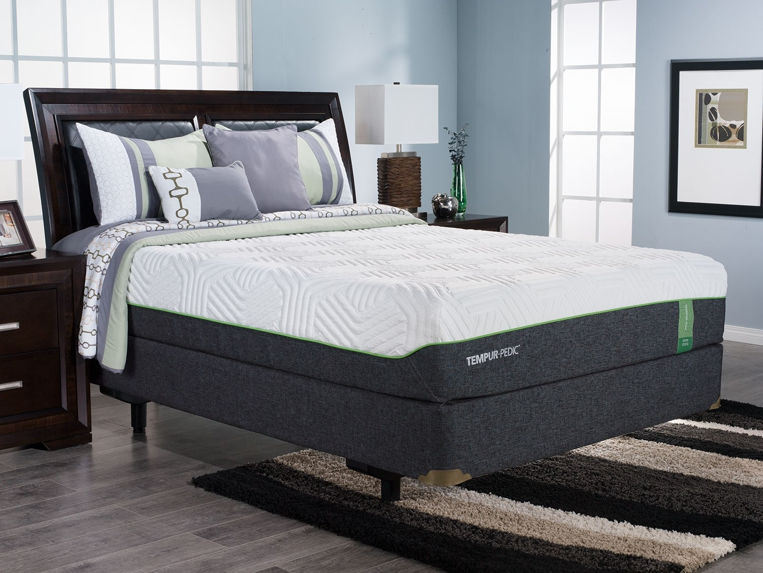 TEMPUR-Flex™ Aspen Queen Mattress Set