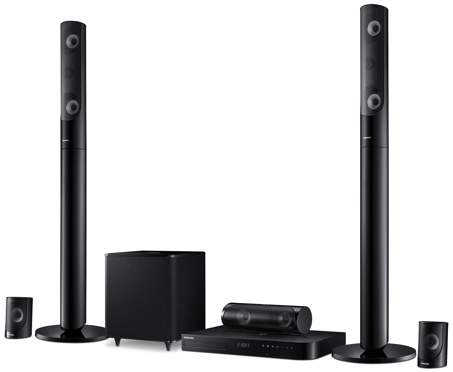 samsung 5 1 channel home theatre system the brick. Black Bedroom Furniture Sets. Home Design Ideas