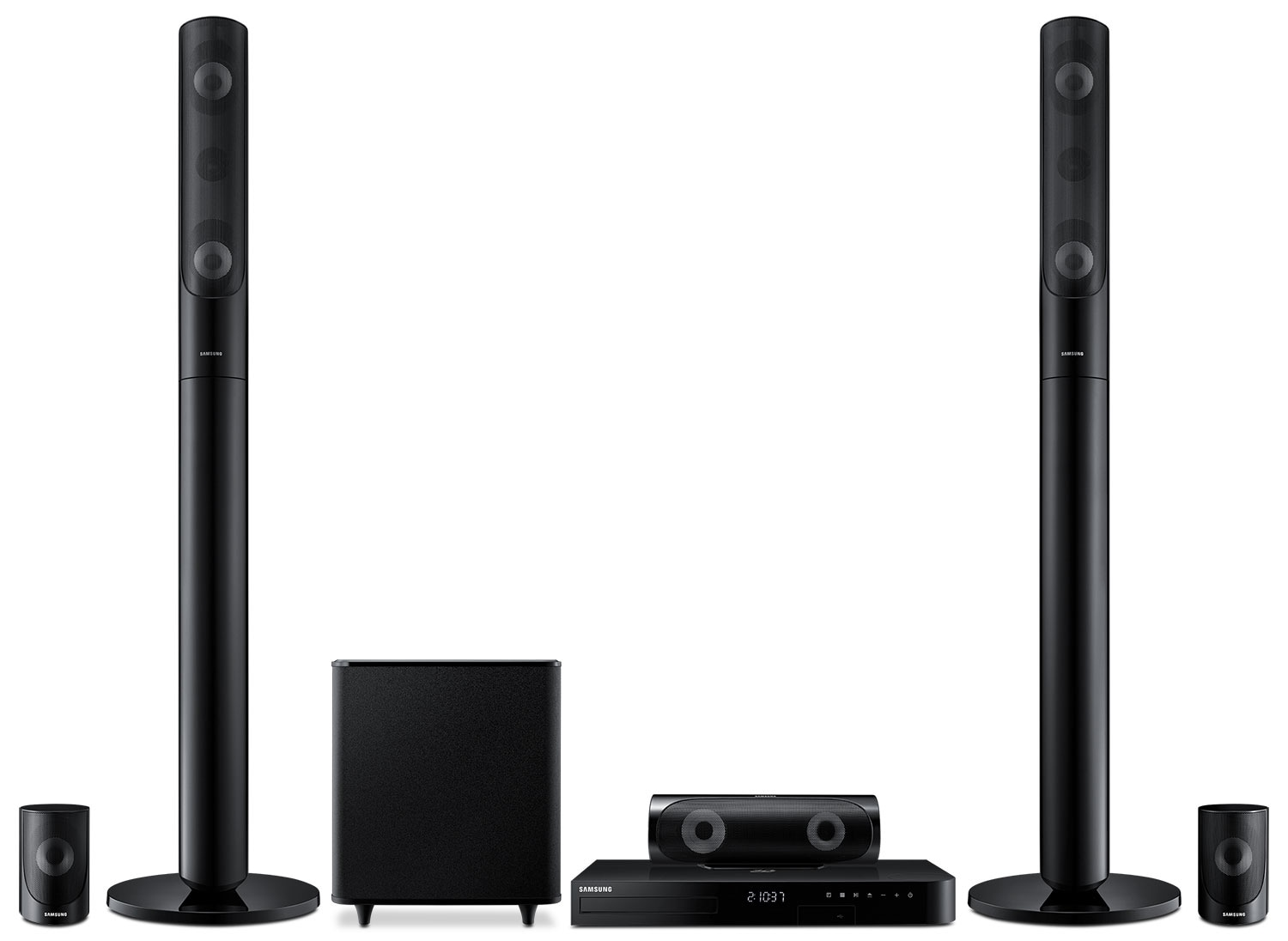 Sound Systems - Samsung 5.1 Channel Home Theatre System