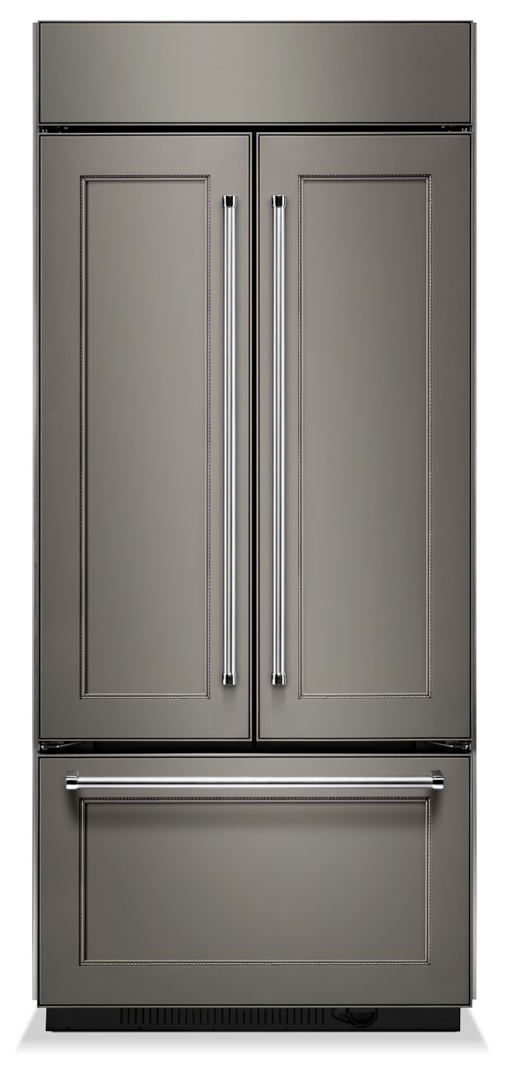 KitchenAid Custom Panel-Ready Refrigerator (20.8 Cu. Ft.) KBFN406EPA