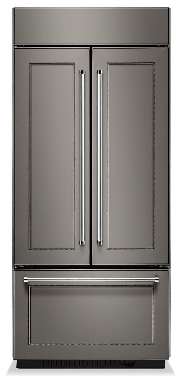 Refrigerators and Freezers - KitchenAid Custom Panel-Ready Refrigerator (20.8 Cu. Ft.) KBFN406EPA