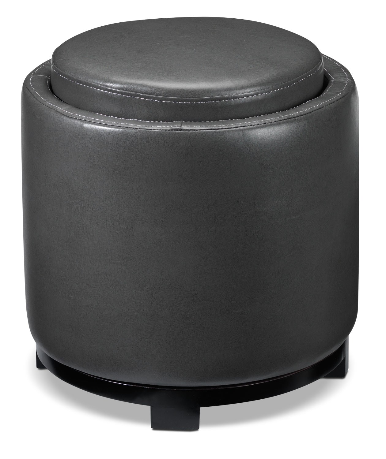 Accent and Occasional Furniture - Kent Storage Ottoman