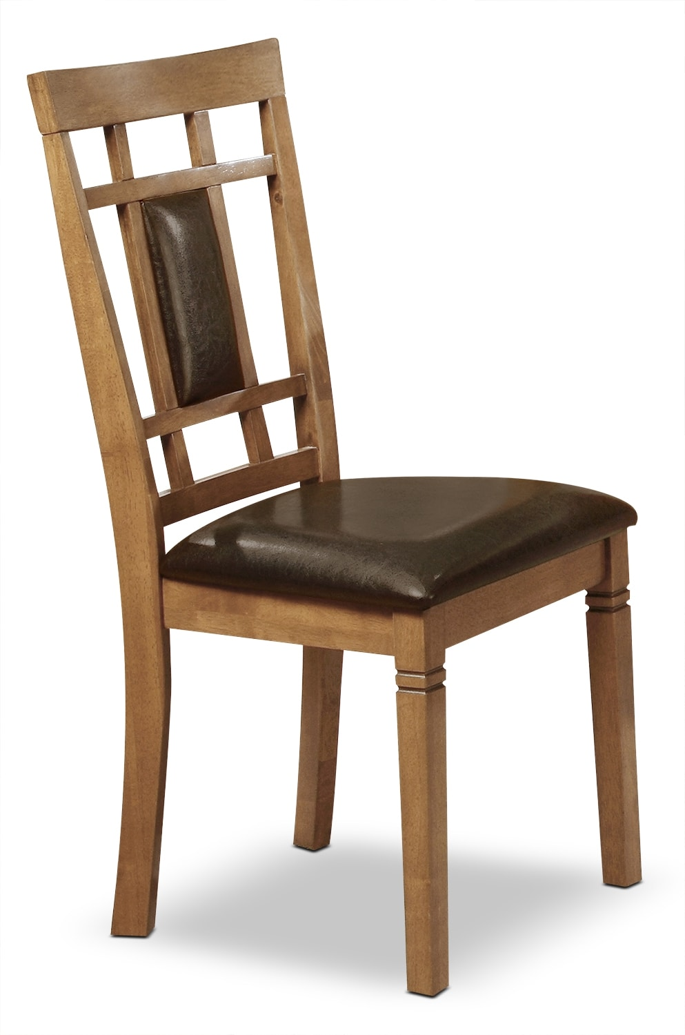 Aran Dining Chair – Light Mango