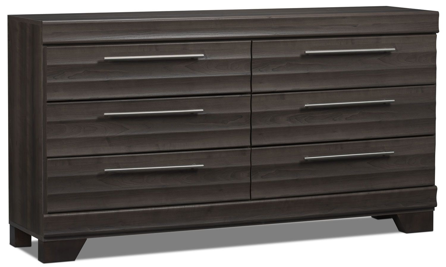 Bedroom Furniture - Olivia Dresser - Grey