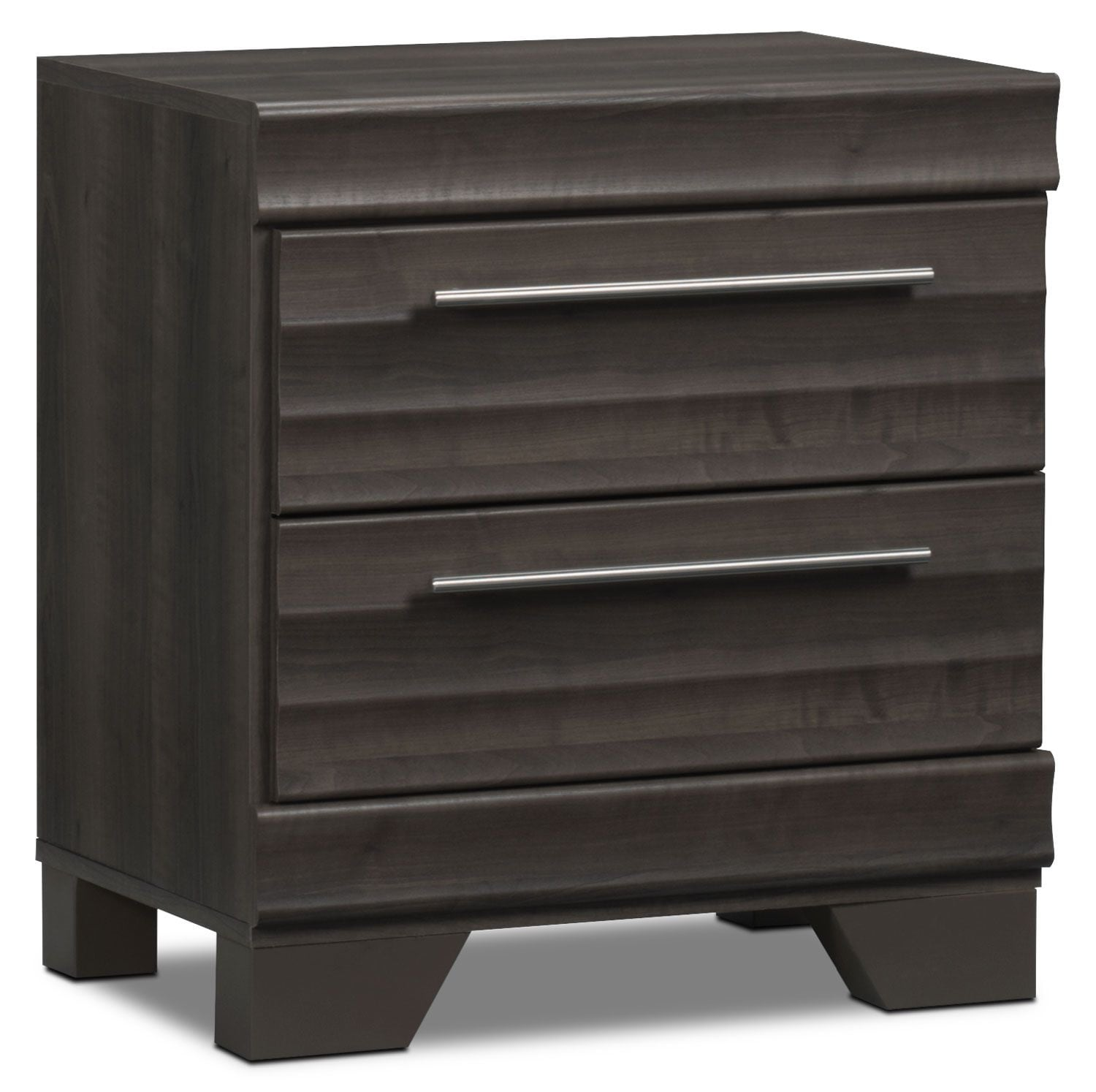 Olivia Nightstand - Grey