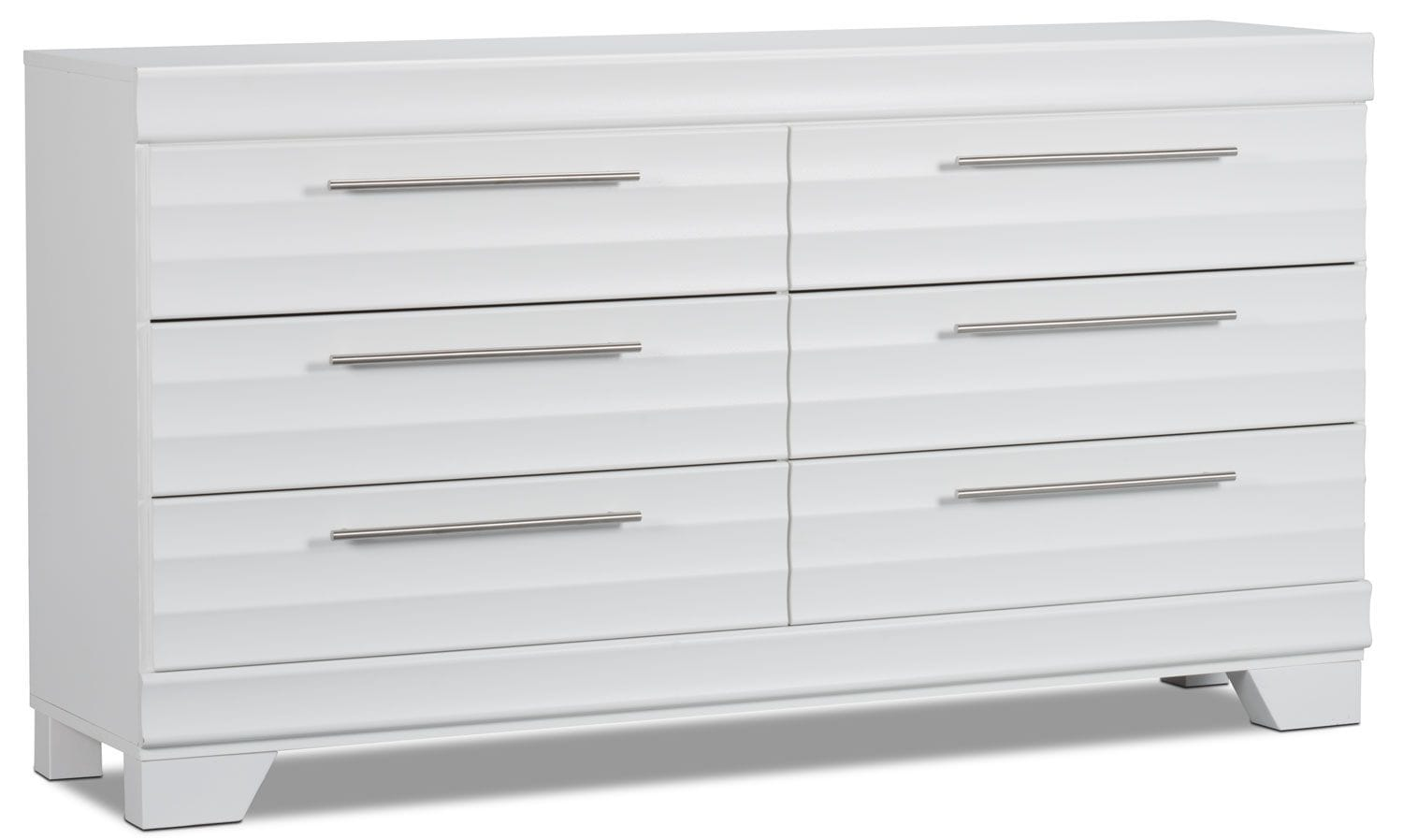 Commode Olivia - blanche