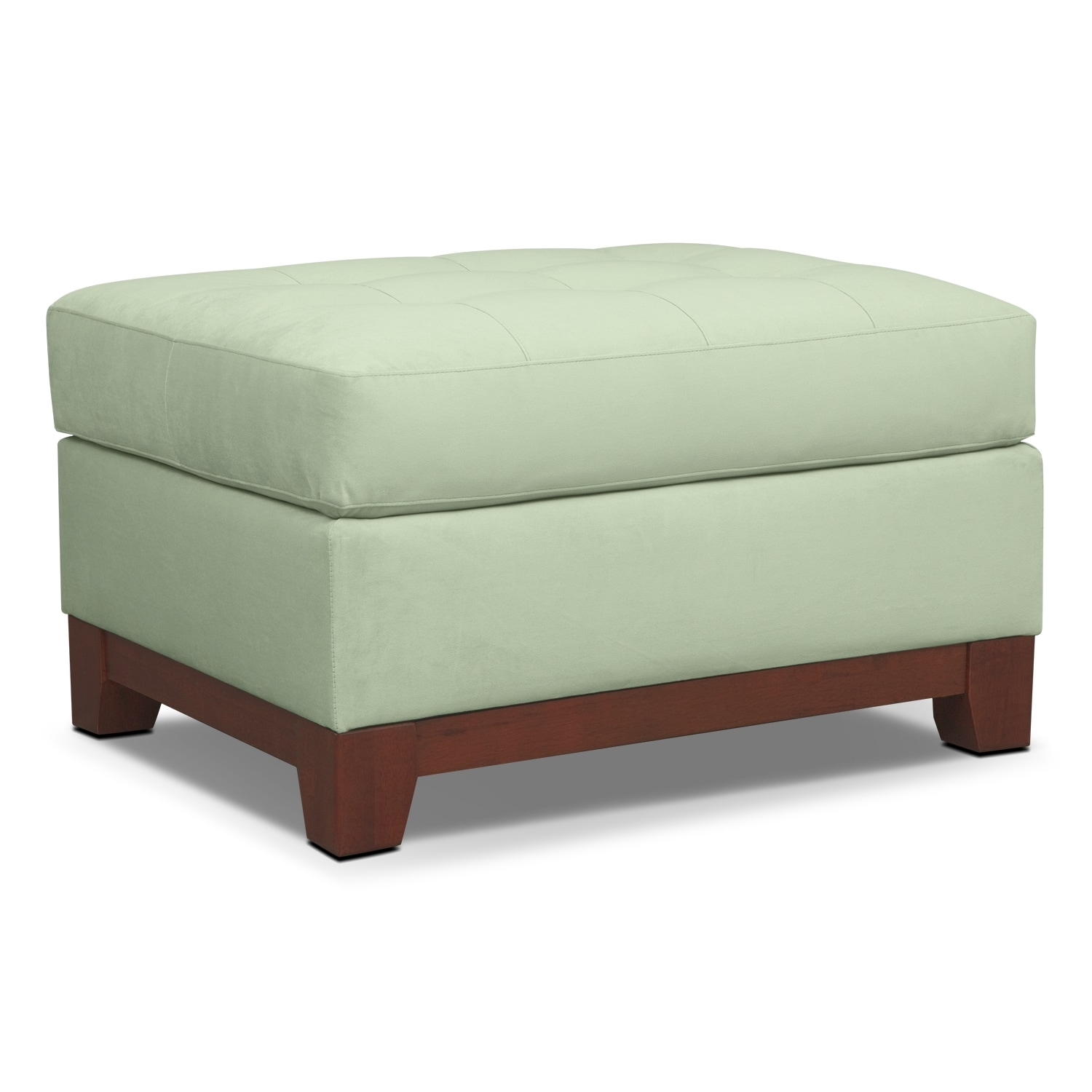 Living Room Furniture - Brookside Spa Ottoman