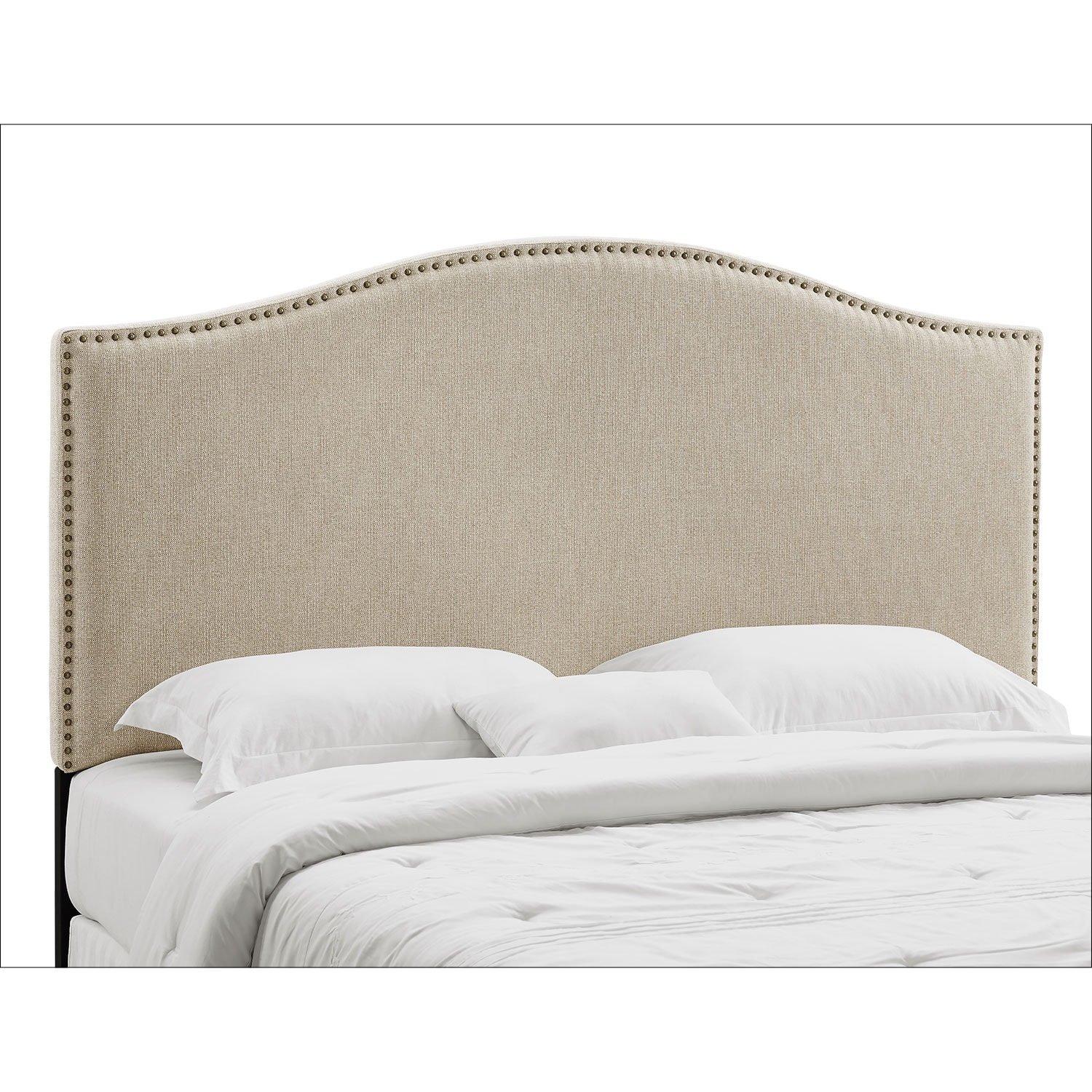 Wyatt king california king headboard value city furniture for California king headboard