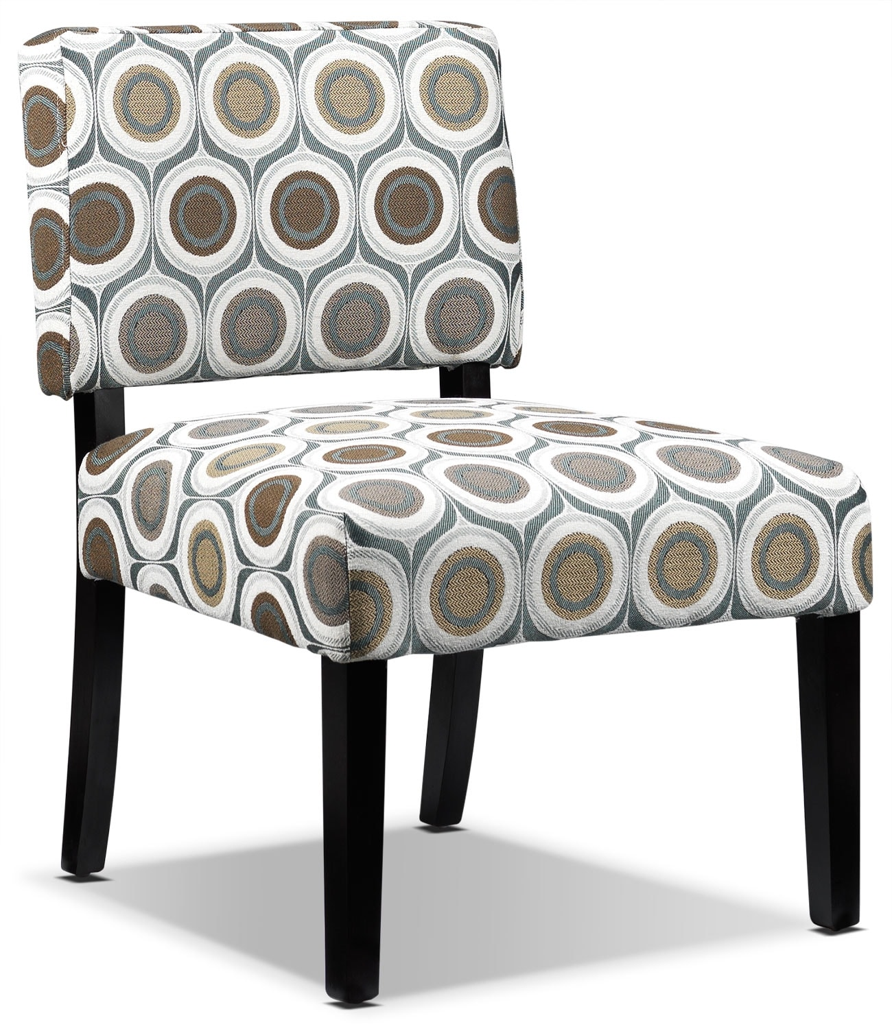 Accent and Occasional Furniture - Audrina Accent Chair