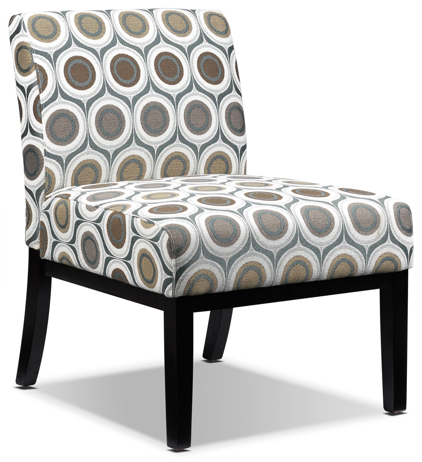 Colourful accent chairs - Audrina Accent Chair