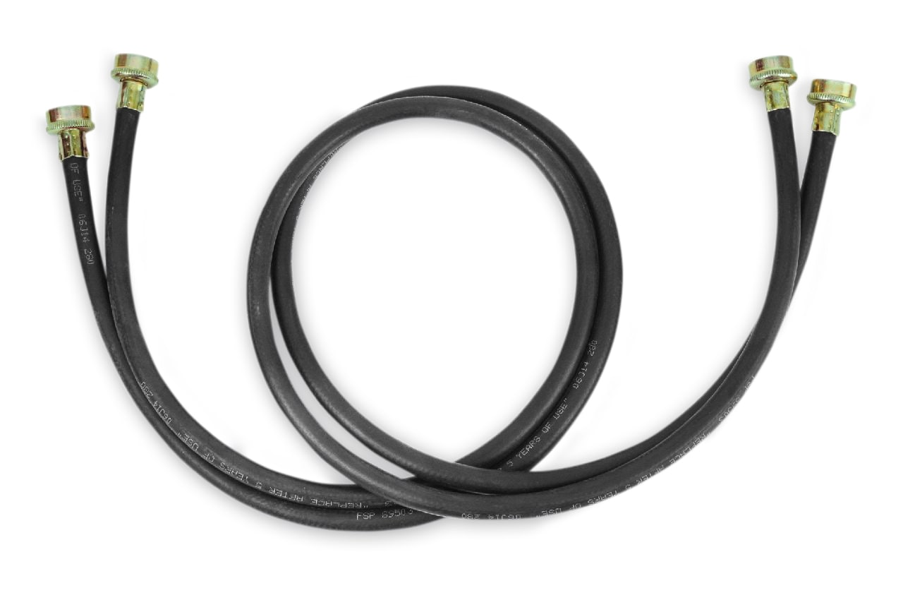 Appliance Accessories - Whirlpool® 10' Washer Hose - 2 Pack