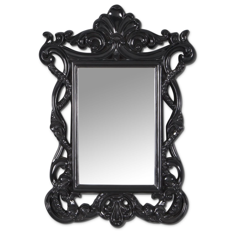[Veronica Mirror (Black)]