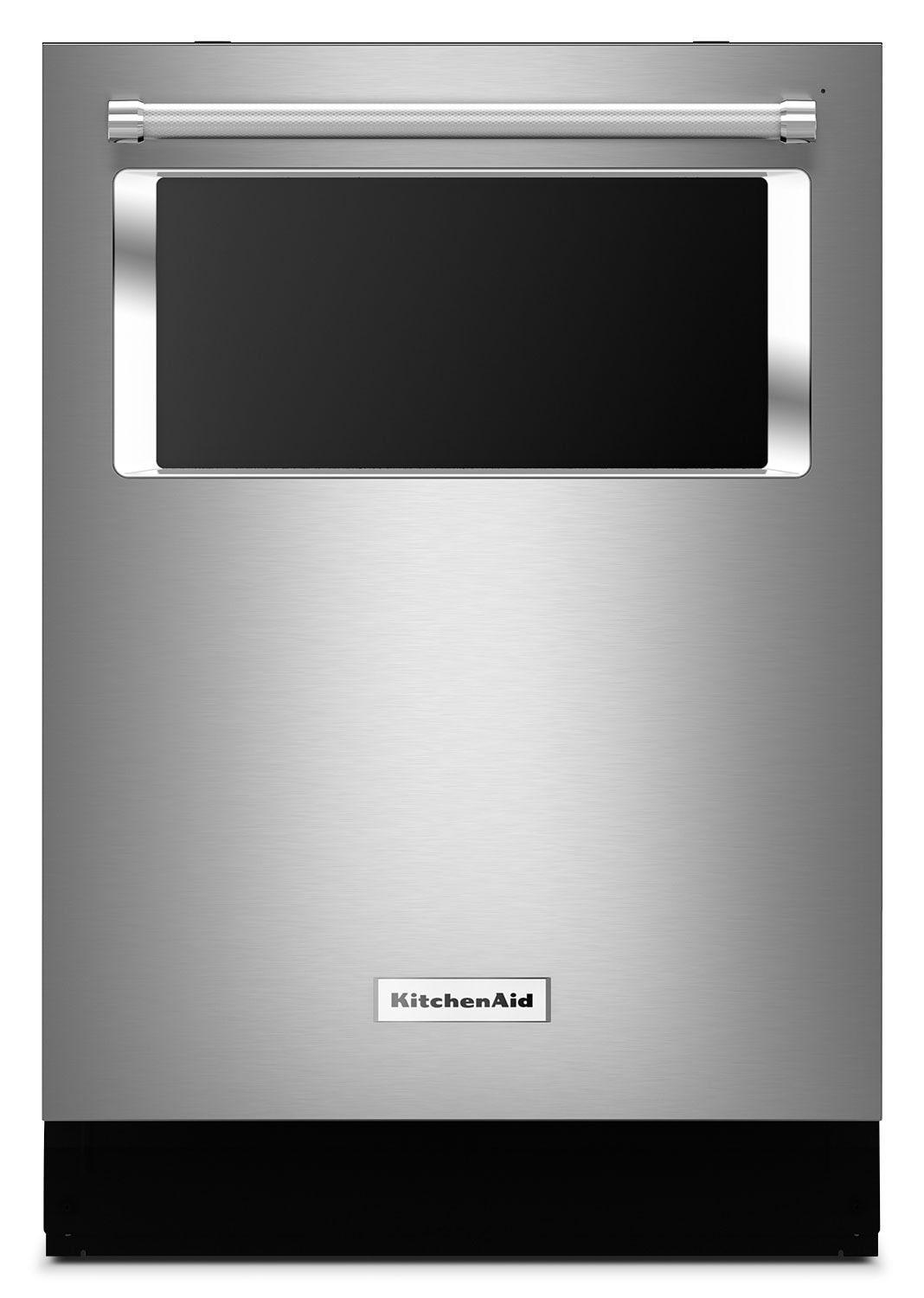 Clean-Up - KitchenAid Built-In Dishwasher with Window – KDTM384ESS