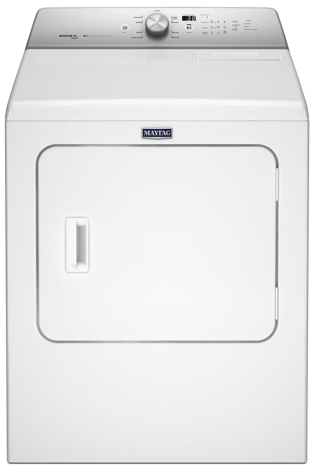 Washers and Dryers - Maytag Gas Dryer (7.0 Cu. Ft.) MGDB755DW