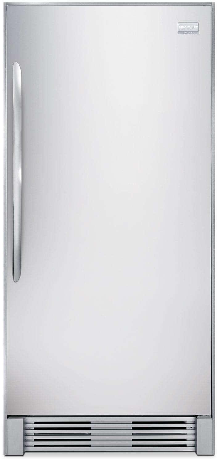 Refrigerators and Freezers - Frigidaire 18.6 Cu. Ft. Frost-Free Gallery All Refrigerator – Stainless Steel