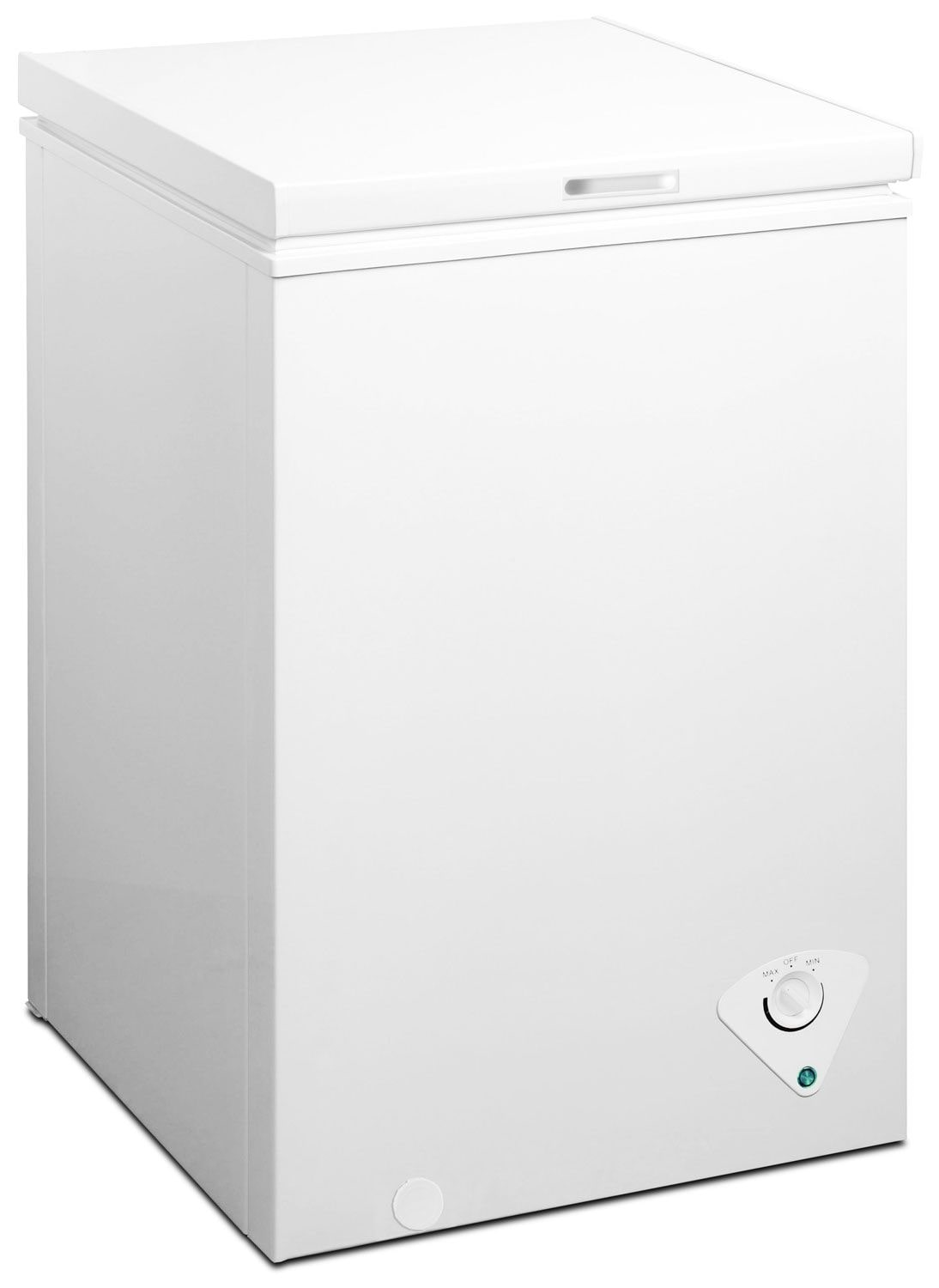 Refrigerators and Freezers - Midea 3.5 Cu. Ft. Chest Freezer - White