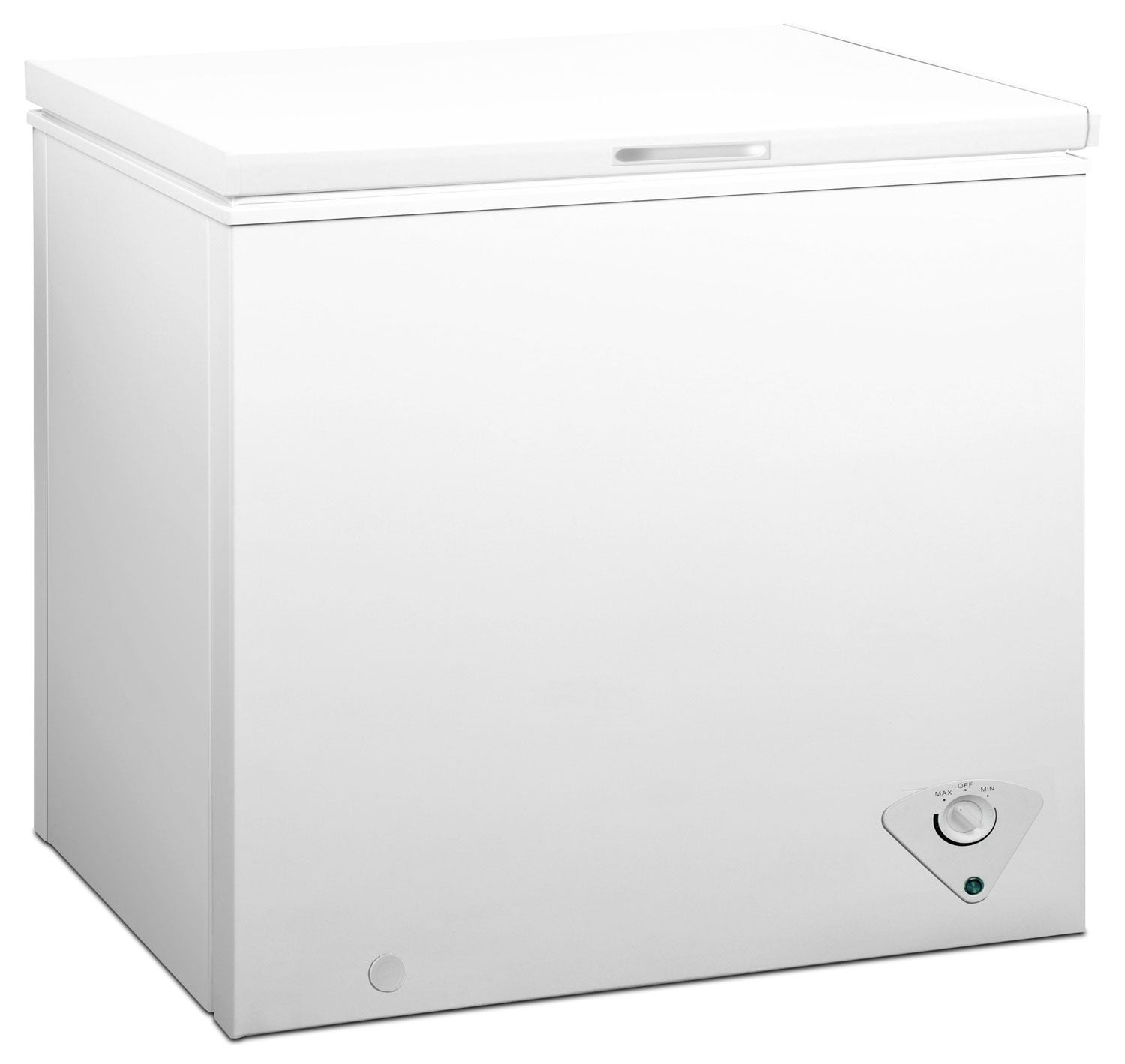 Refrigerators and Freezers - Midea 7.0 Cu. Ft. Chest Freezer - White
