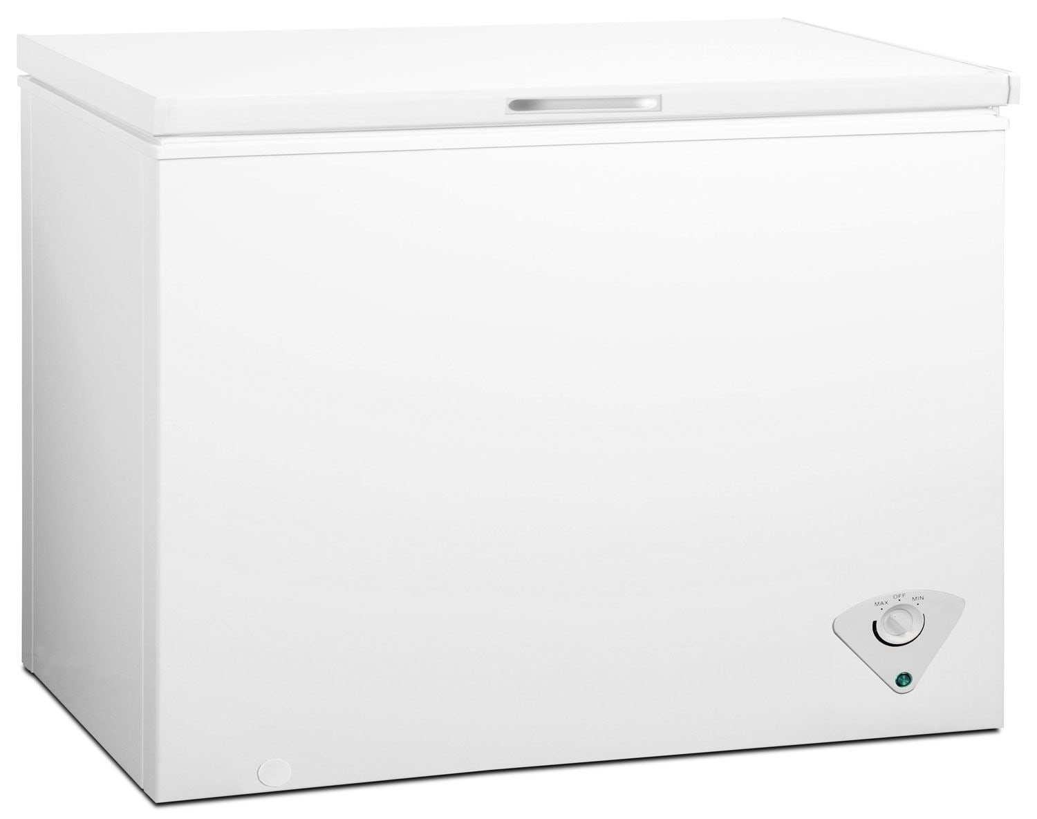 Refrigerators and Freezers - Midea 10.2 Cu. Ft. Chest Freezer - White