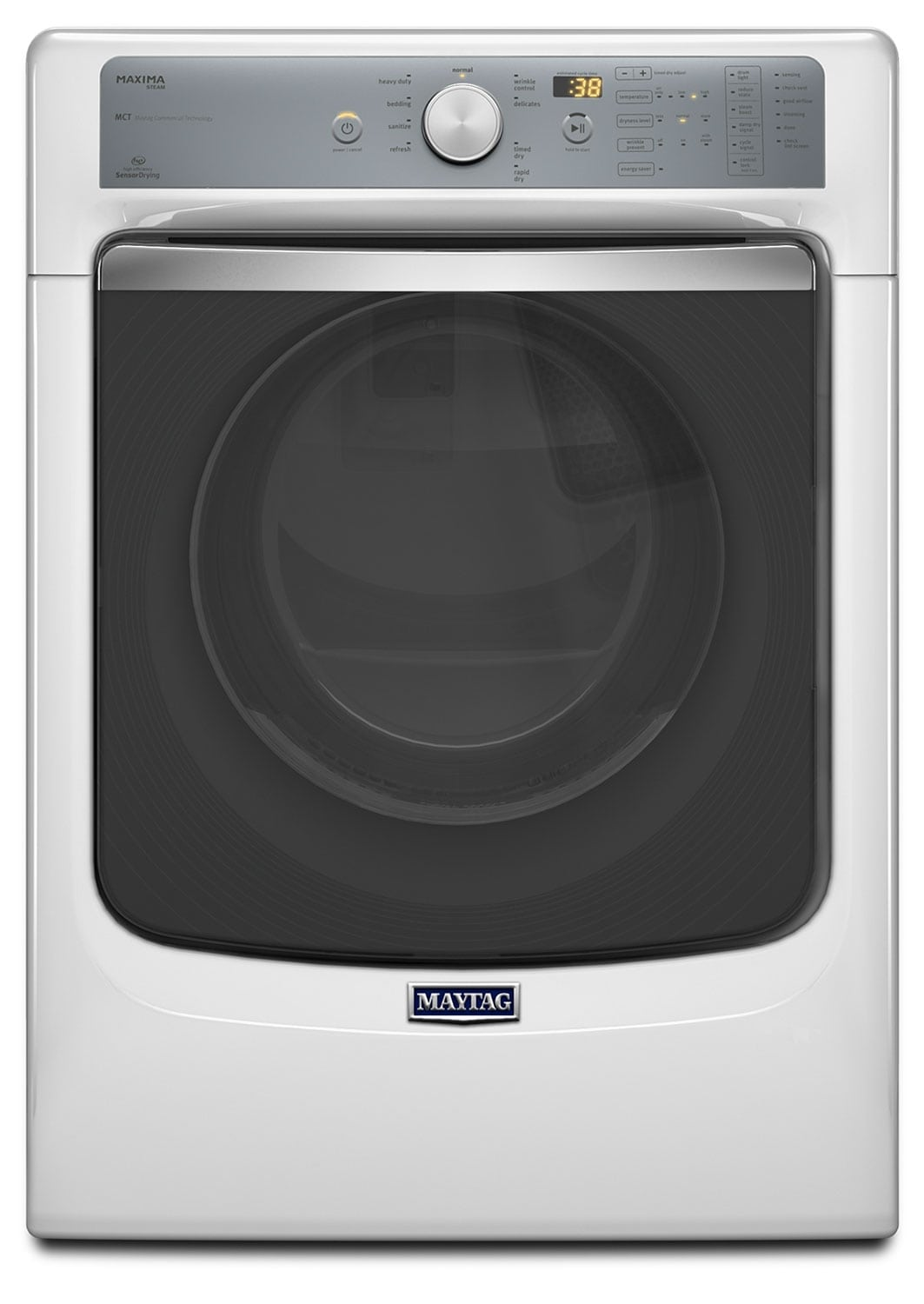 Washers and Dryers - Maytag Gas Dryer (7.3 Cu. Ft.) MGD7100DW