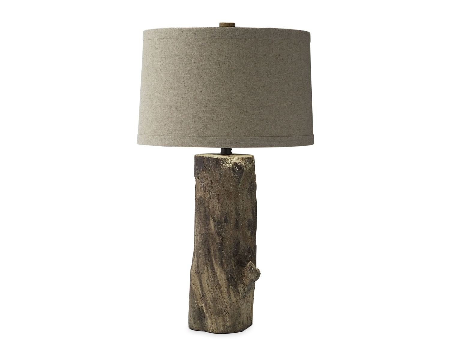 [The Faux Wood Stump Collection]