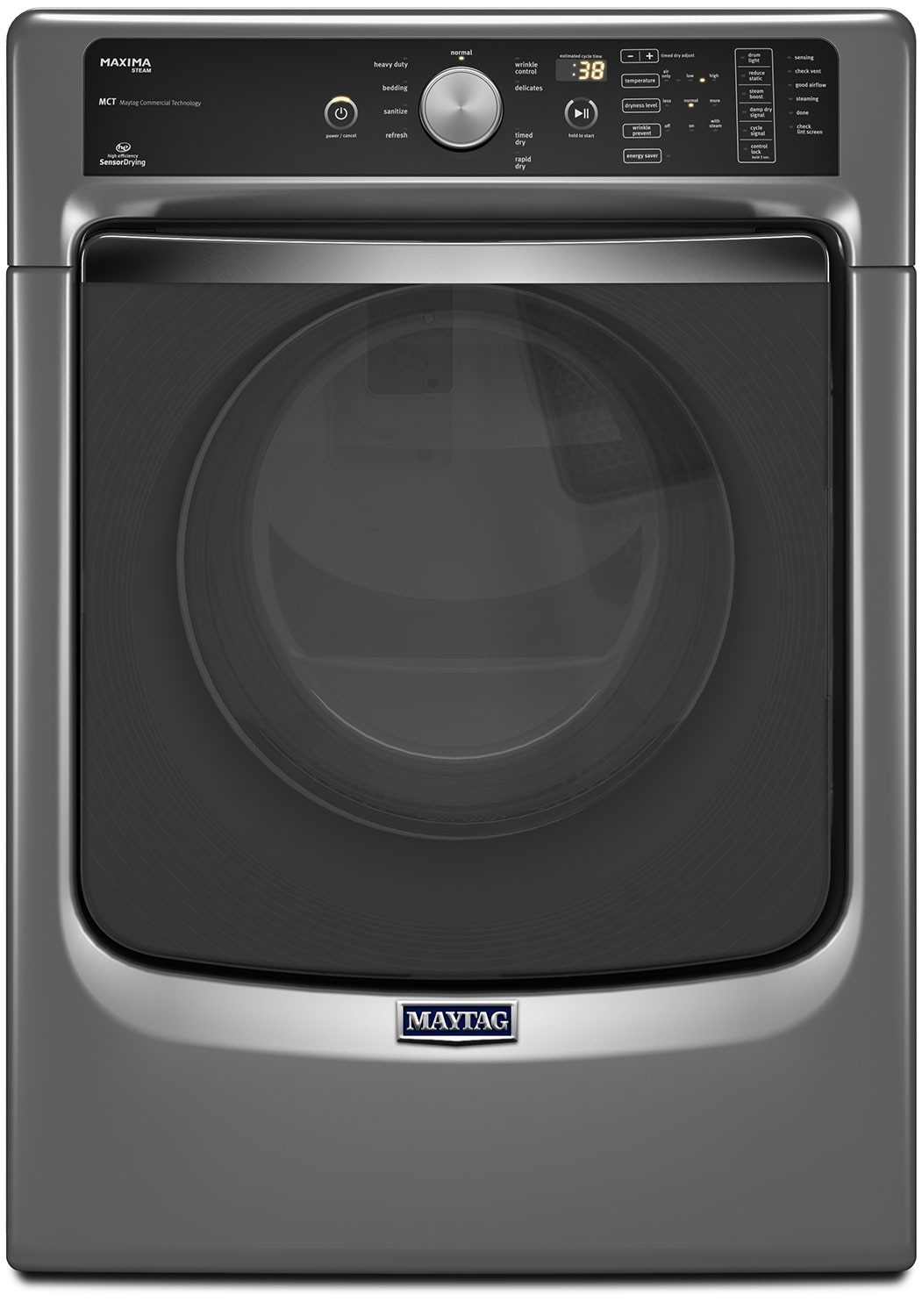 Washers and Dryers - Maytag Gas Dryer (7.3 Cu. Ft.) MGD8100DC