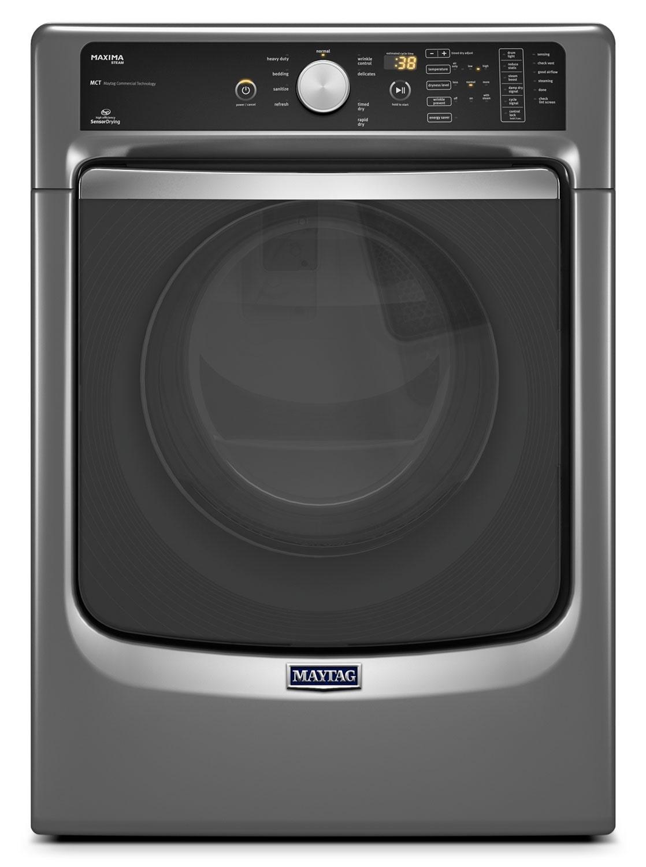 Maytag Metallic Slate Gas Dryer (7.3 Cu. Ft.) - MGD7100DC