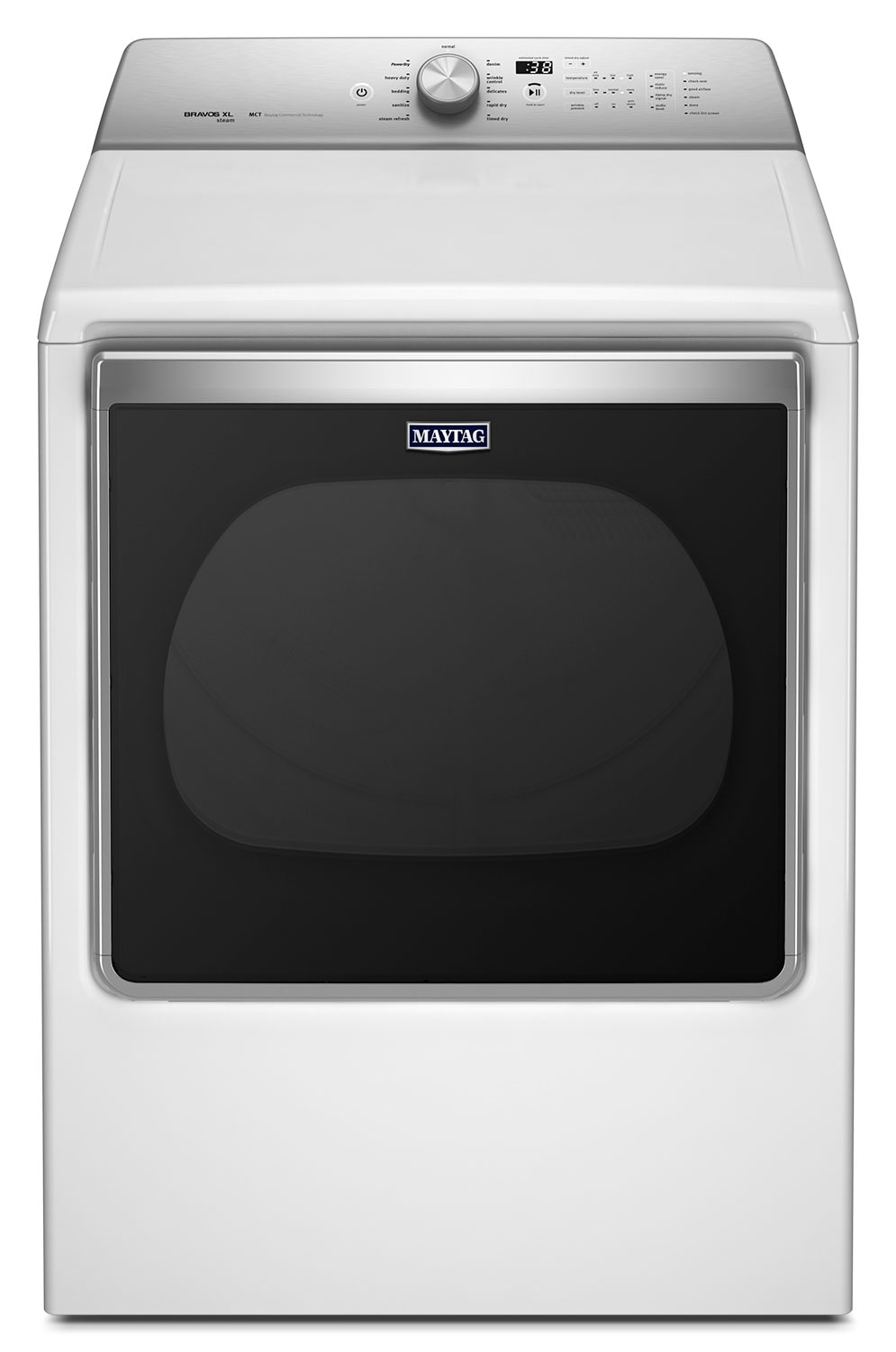 Washers and Dryers - Maytag Electric Dryer (8.8 Cu. Ft.) YMEDB855DW