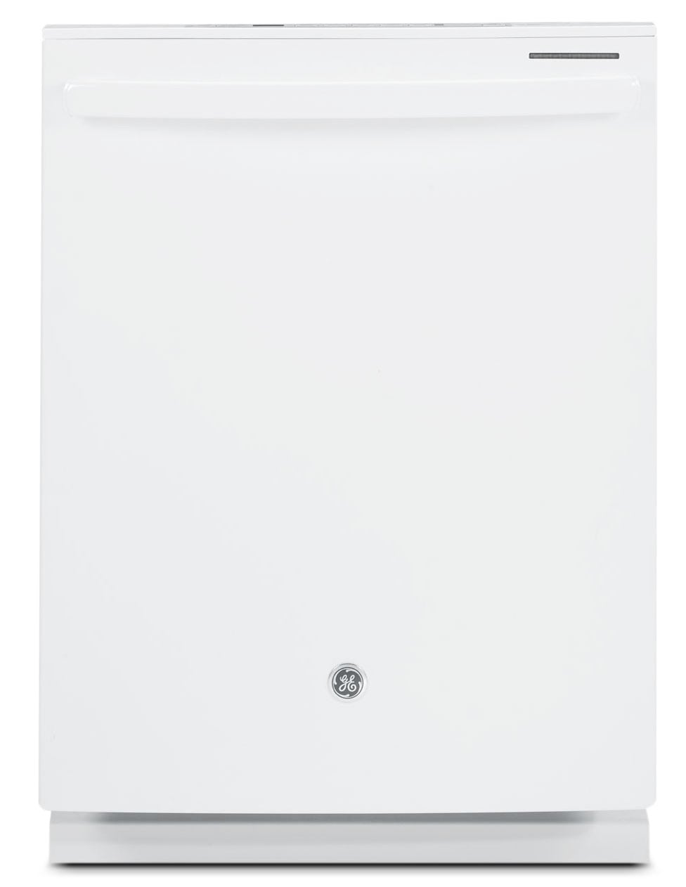 "Clean-Up - GE White 24"" Dishwasher - PDT660SGFWW"