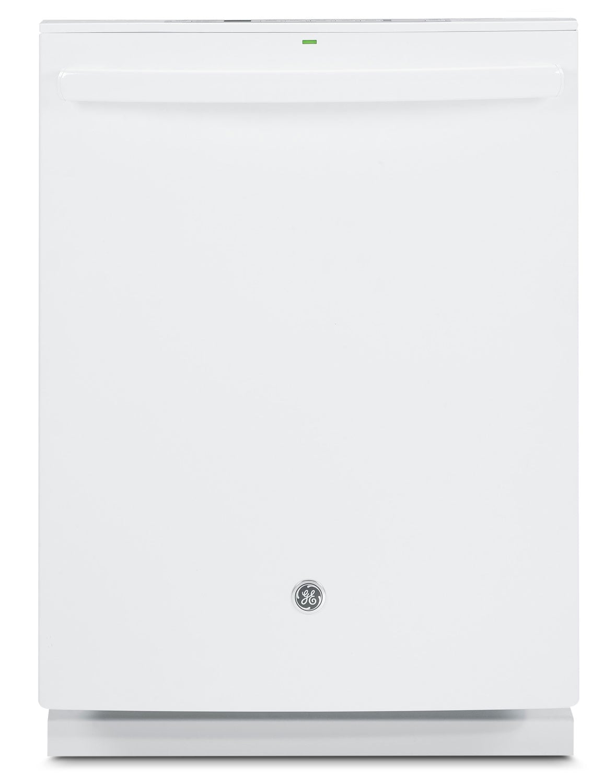 "[GE White 24"" Dishwasher - GDT580SGFWW]"
