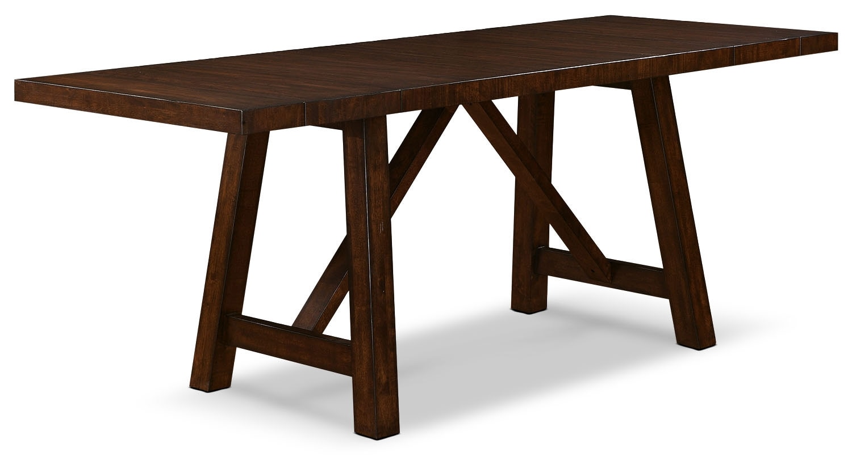 Table de salle à manger de hauteur comptoir Adara