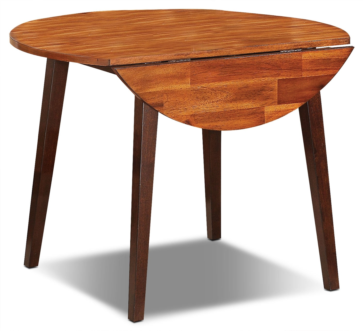 Dining Room Furniture - Zara Round Drop-Leaf Dining Table