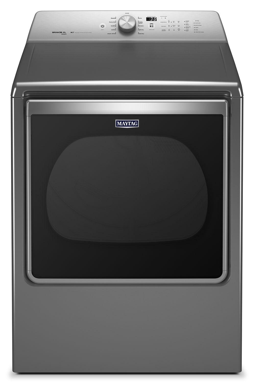 Washers and Dryers - Maytag Dryer (8.8 Cu. Ft.) YMEDB855DC