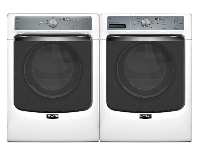 Maytag Laundry - MHW8100DW / YMED8100DW / MGD8100DW