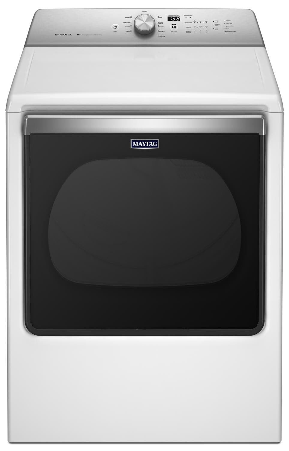 Washers and Dryers - Maytag 8.8 Cu. Ft. Gas Dryer – MGDB835DW