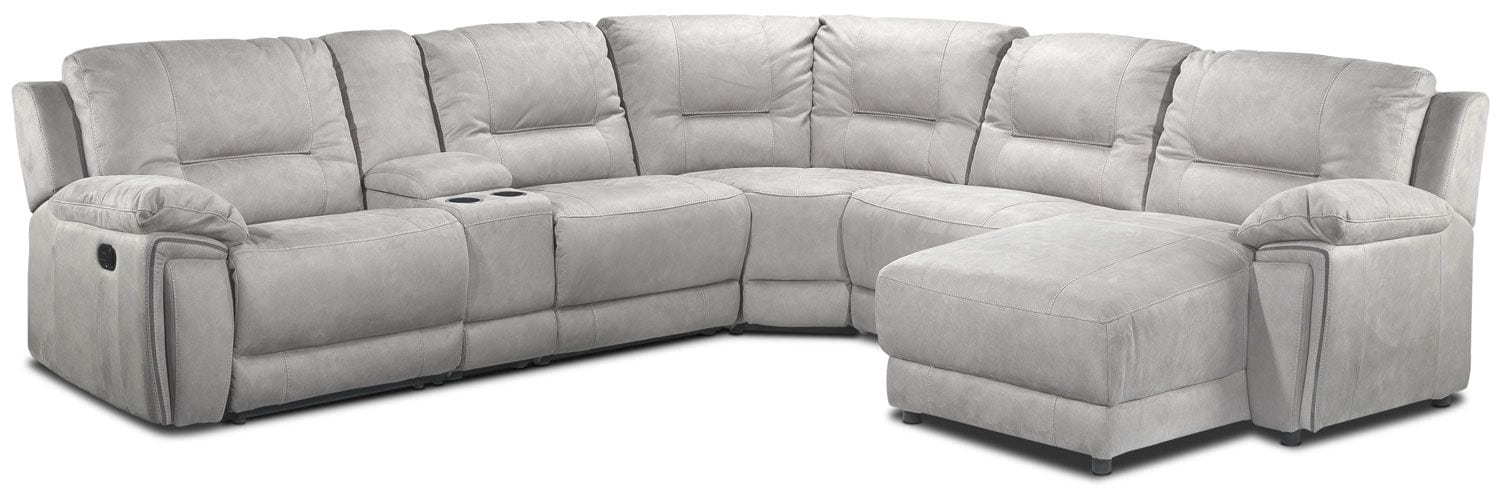 [Pasadena 6 Pc. Sectional]