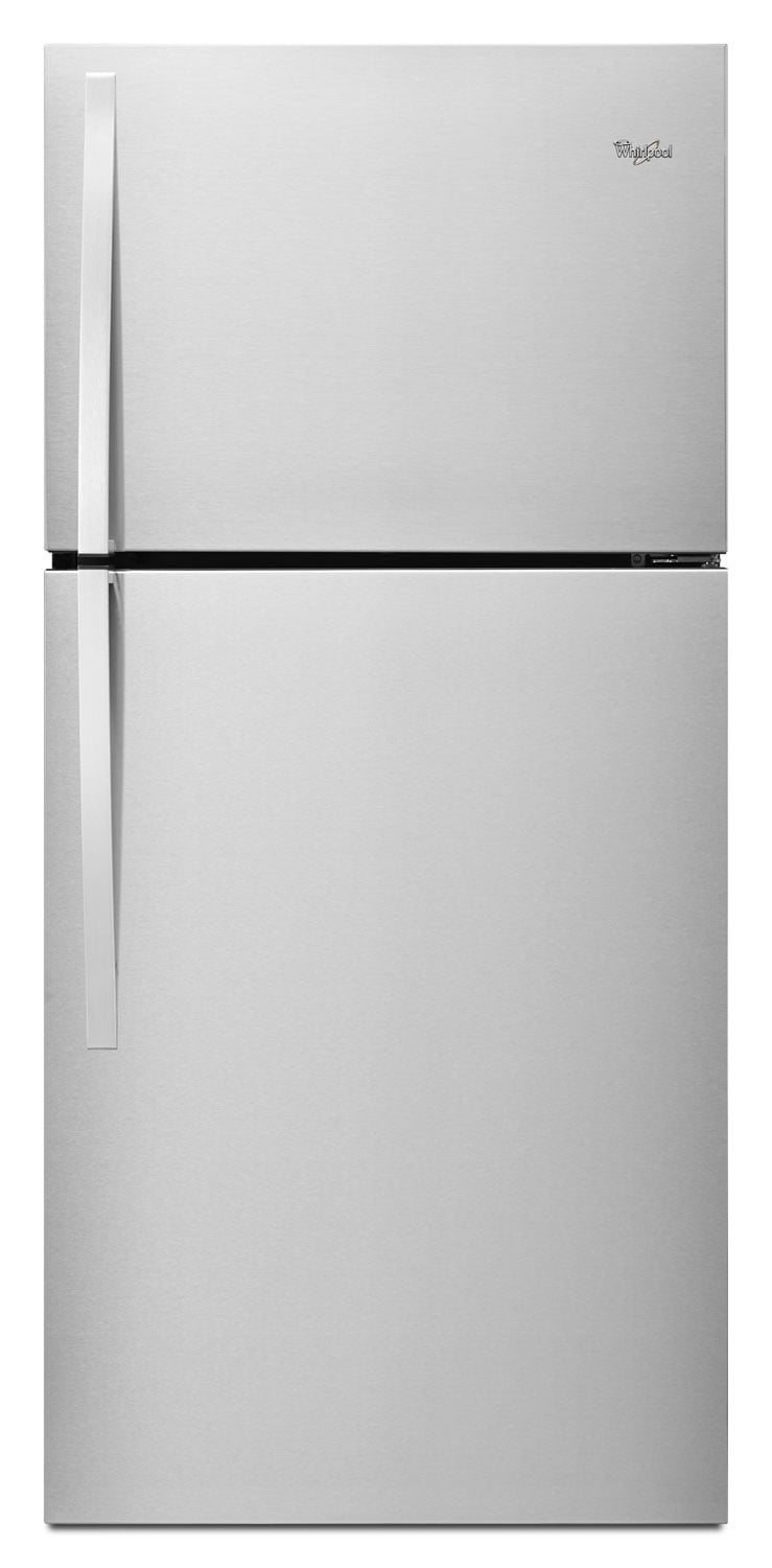 Whirlpool Stainless Steel Top-Freezer Refrigerator (19.2 Cu. Ft.) - WRT549SZDM