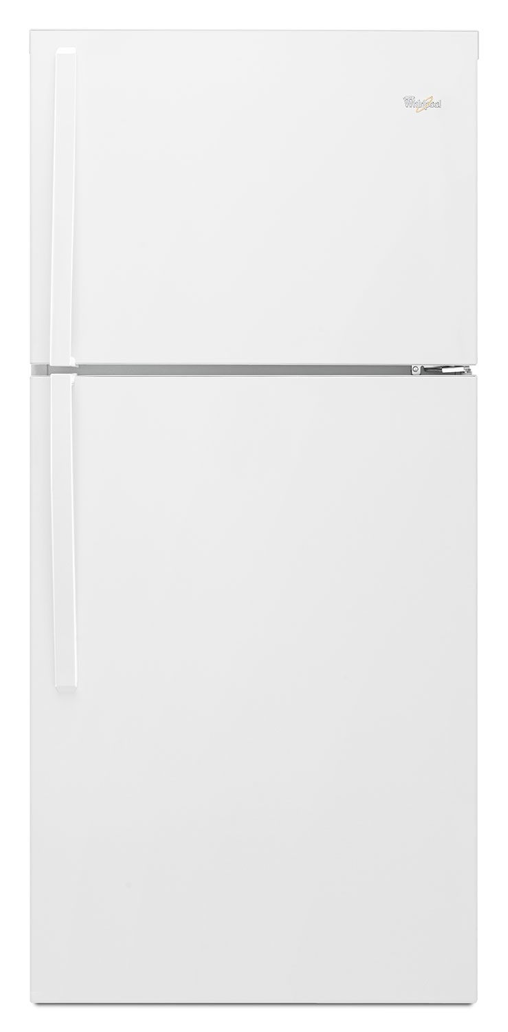 Refrigerators and Freezers - Whirlpool 19.2 Cu. Ft. Top-Freezer Refrigerator – WRT549SZDW