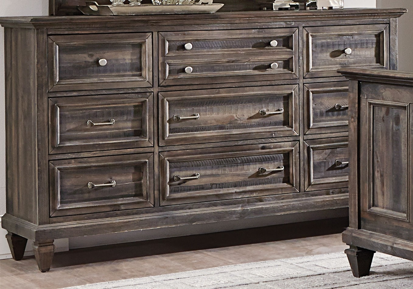 Calistoga Dresser - Weathered Charcoal