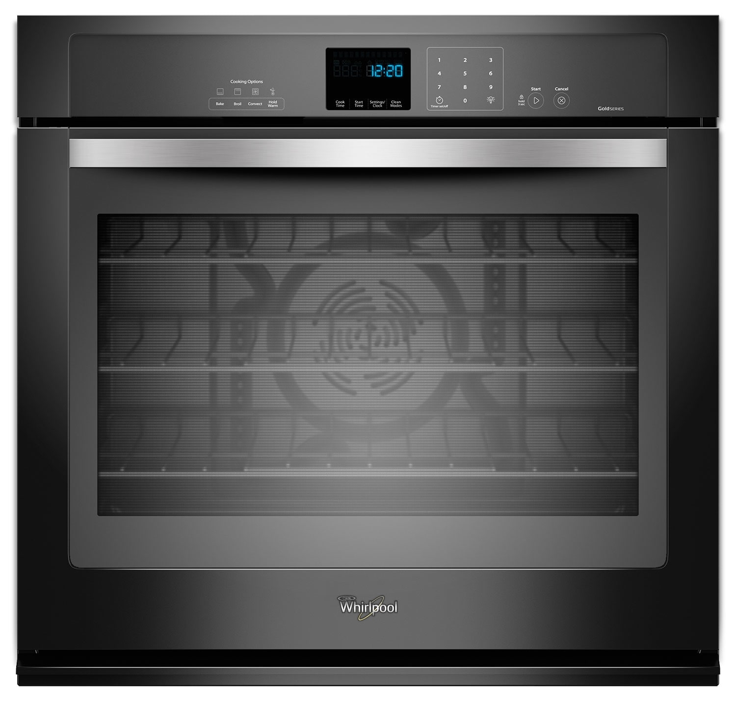 Whirlpool Gold 5.0 Cu. Ft. Single Wall Oven – WOS92EC0AE