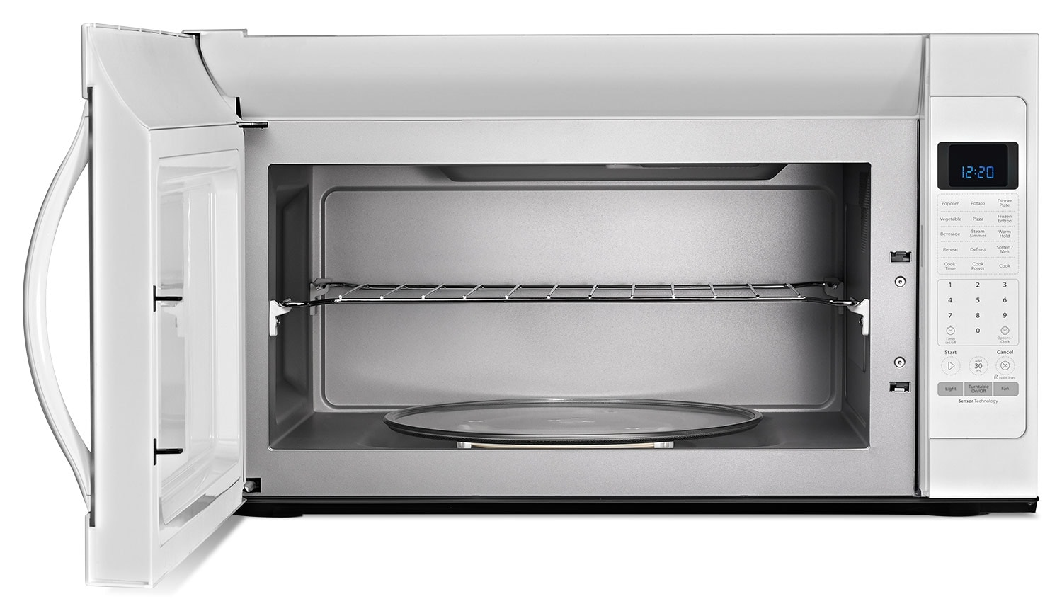 Whirlpool white ice microwave dimensions - Click To Change Image Whirlpool