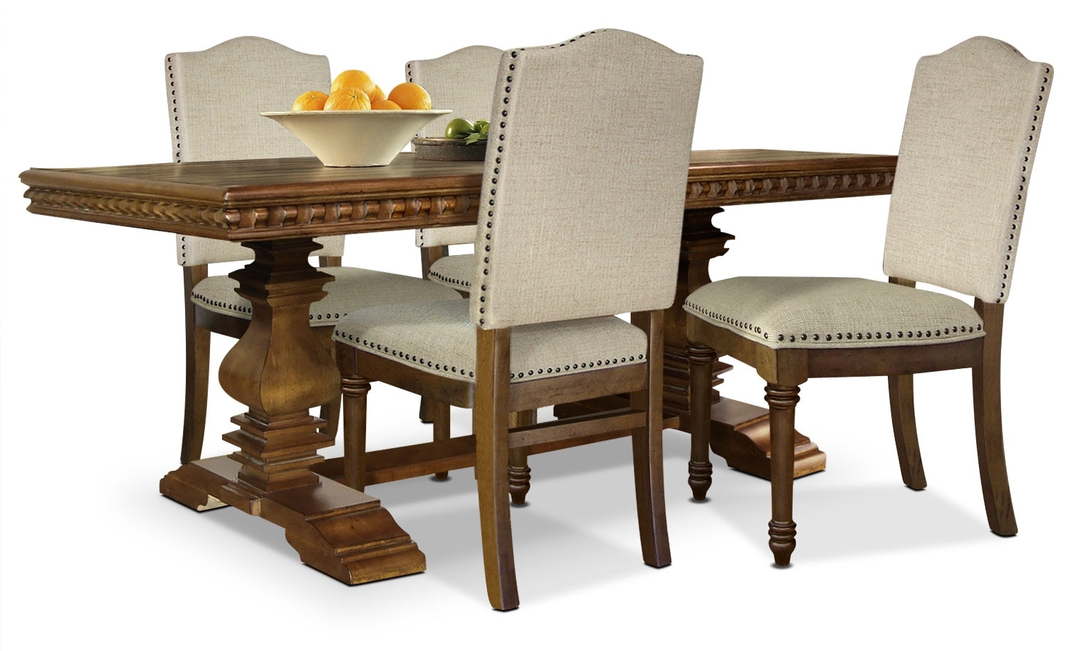 Clairmont 5-Piece Dining Package